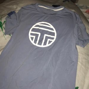 Tori Burch athletic shirt